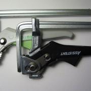 Быстрозажимные струбцины Assistent и Festool FS-HZ 160