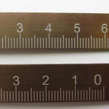 Лента измерительная самоклеящаяся